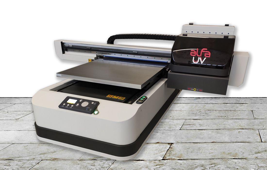 Stampante UV Alfa UV6090